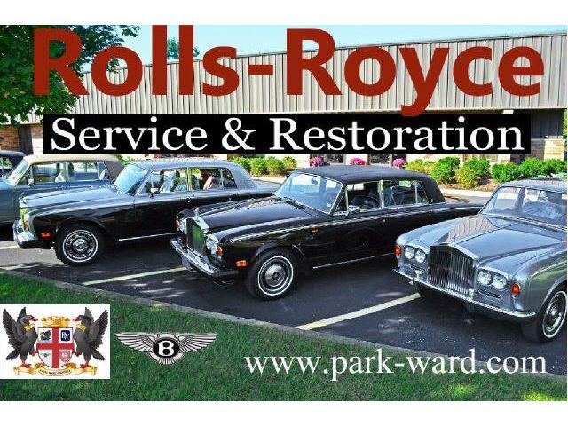 1973 Rolls-Royce Silver Shadow | 478377