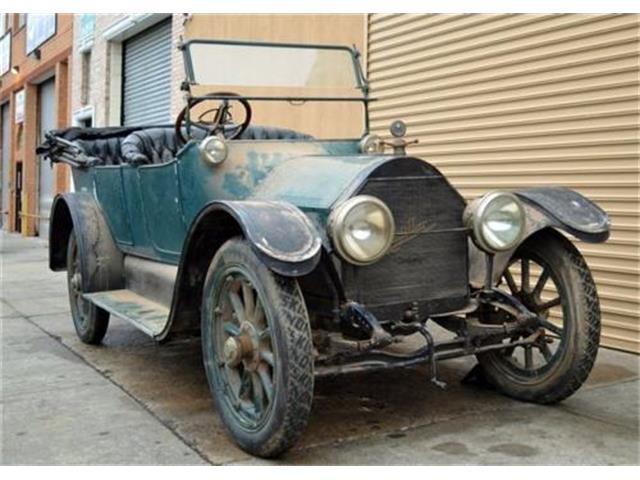 1914 Cadillac 2-Dr Sedan | 478577