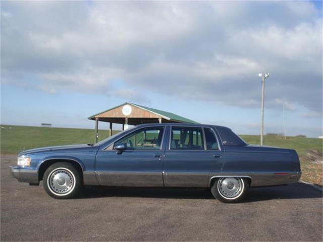 1994 Cadillac Fleetwood Brougham | 478713