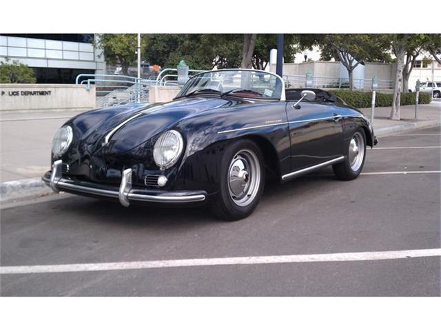 1957 Porsche Speedster | 478715