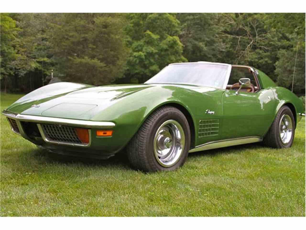 1972 chevrolet corvette for sale cc 481148. Black Bedroom Furniture Sets. Home Design Ideas