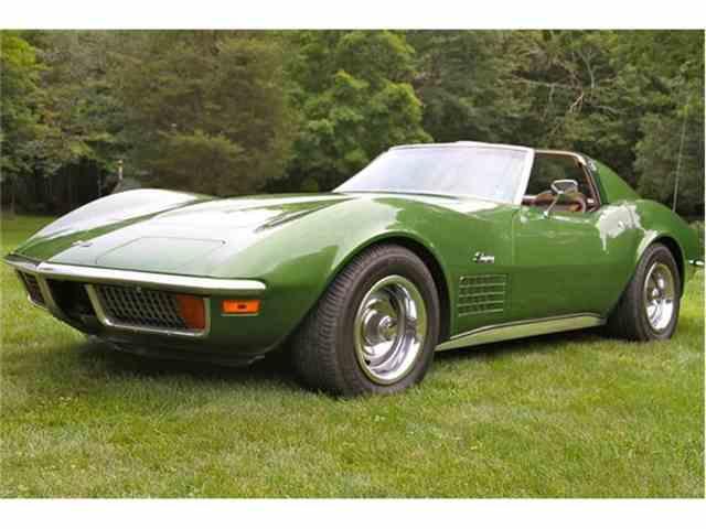 1972 Chevrolet Corvette | 481148