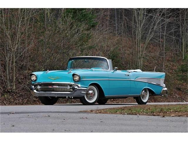 1957 Chevrolet Convertible | 481871