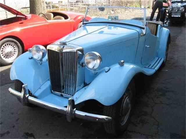 1950 MG TD | 482643