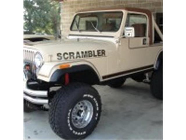 1982 Jeep CJ8 Scrambler | 483335
