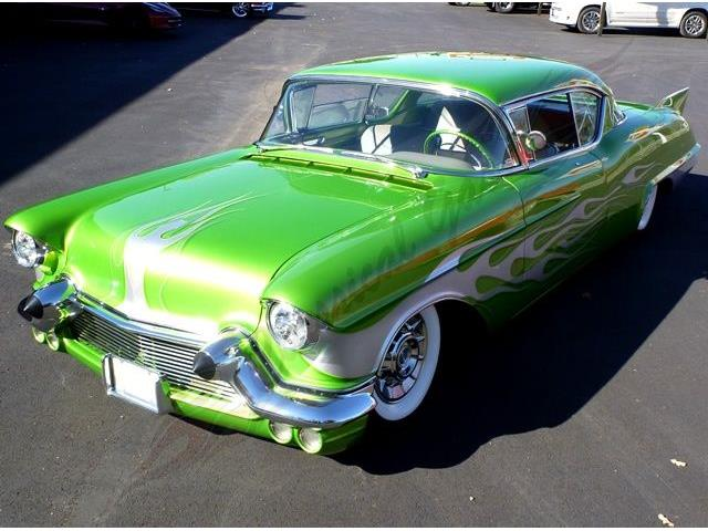 1957 Cadillac 4-Dr Sedan | 483470