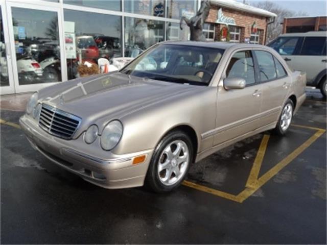2002 Mercedes-Benz E-Class | 483545