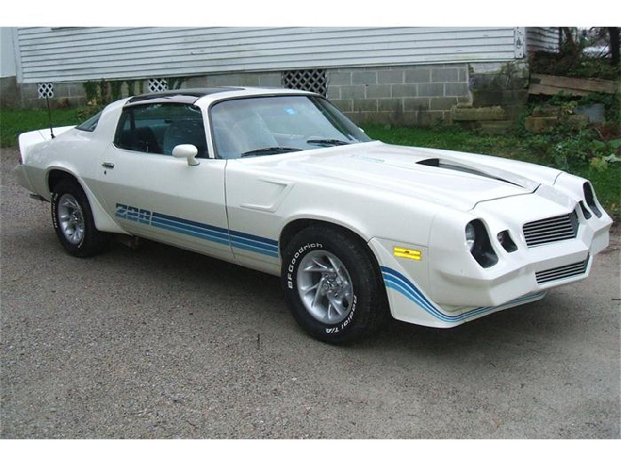 1980 chevrolet camaro z28 for sale cc 485741. Black Bedroom Furniture Sets. Home Design Ideas