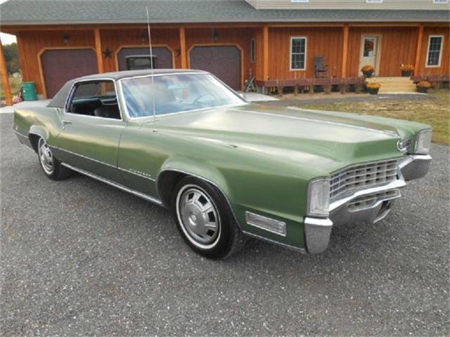 1968 Cadillac Eldorado | 480718