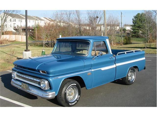 1966 Chevrolet C/K 10 | 487436