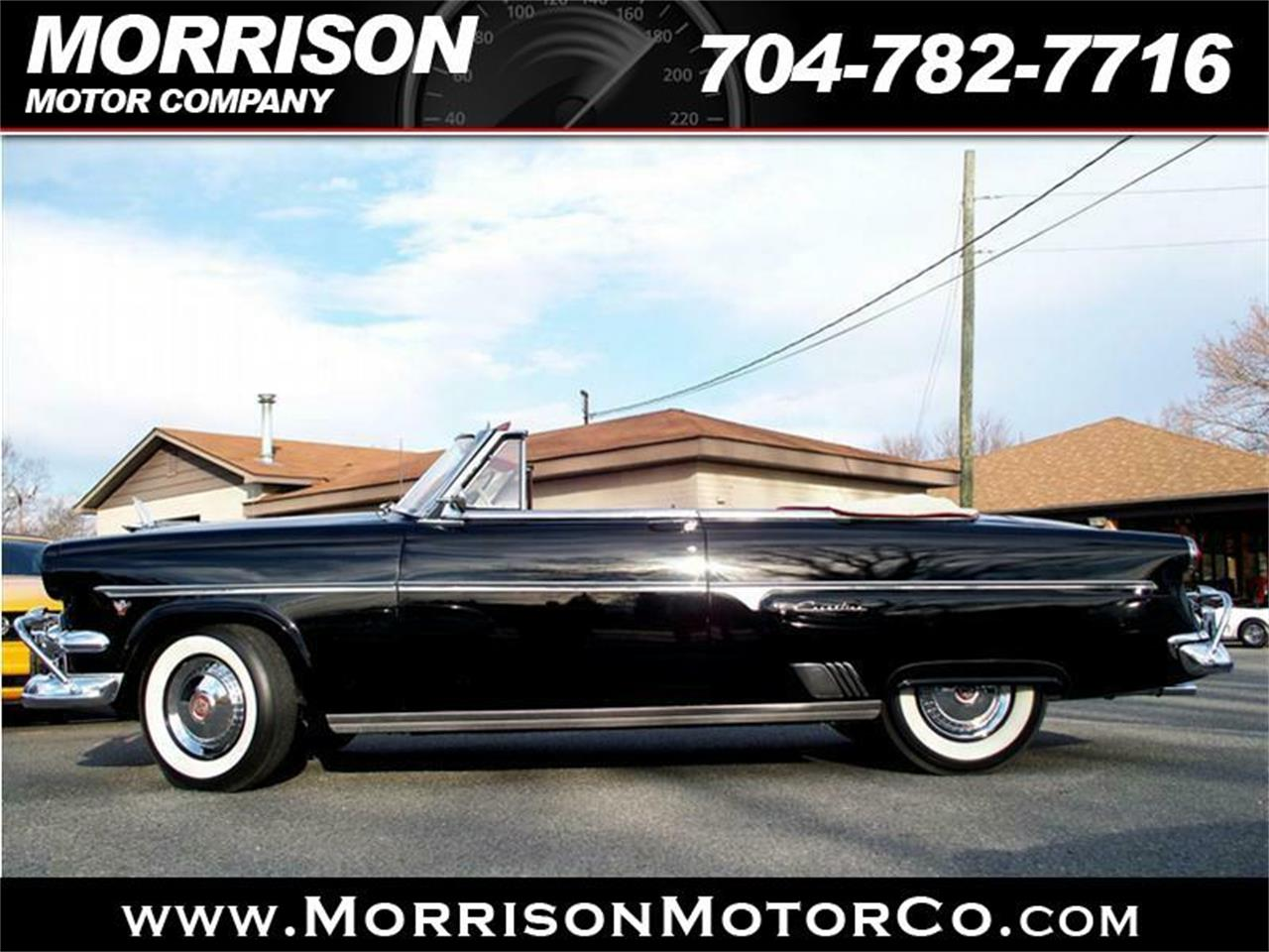 1954 Ford Crestliner For Sale Cc 487842