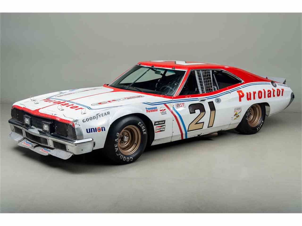 Large Picture of 1975 Torino IMSA/NASCAR located in Scotts Valley California Offered by Canepa - AGW1