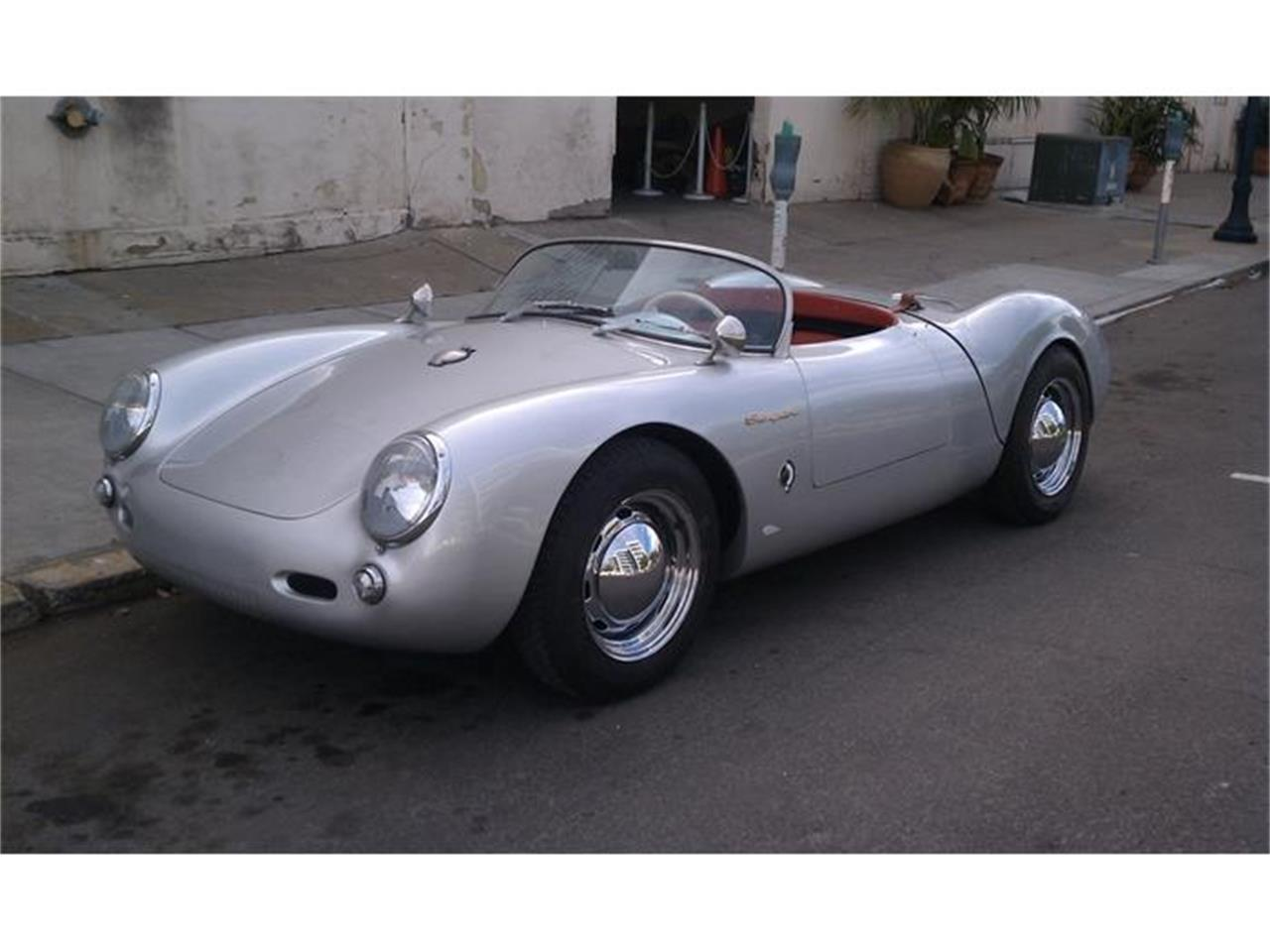 1955 Porsche 550 Spyder Replica For Sale Classiccars Com