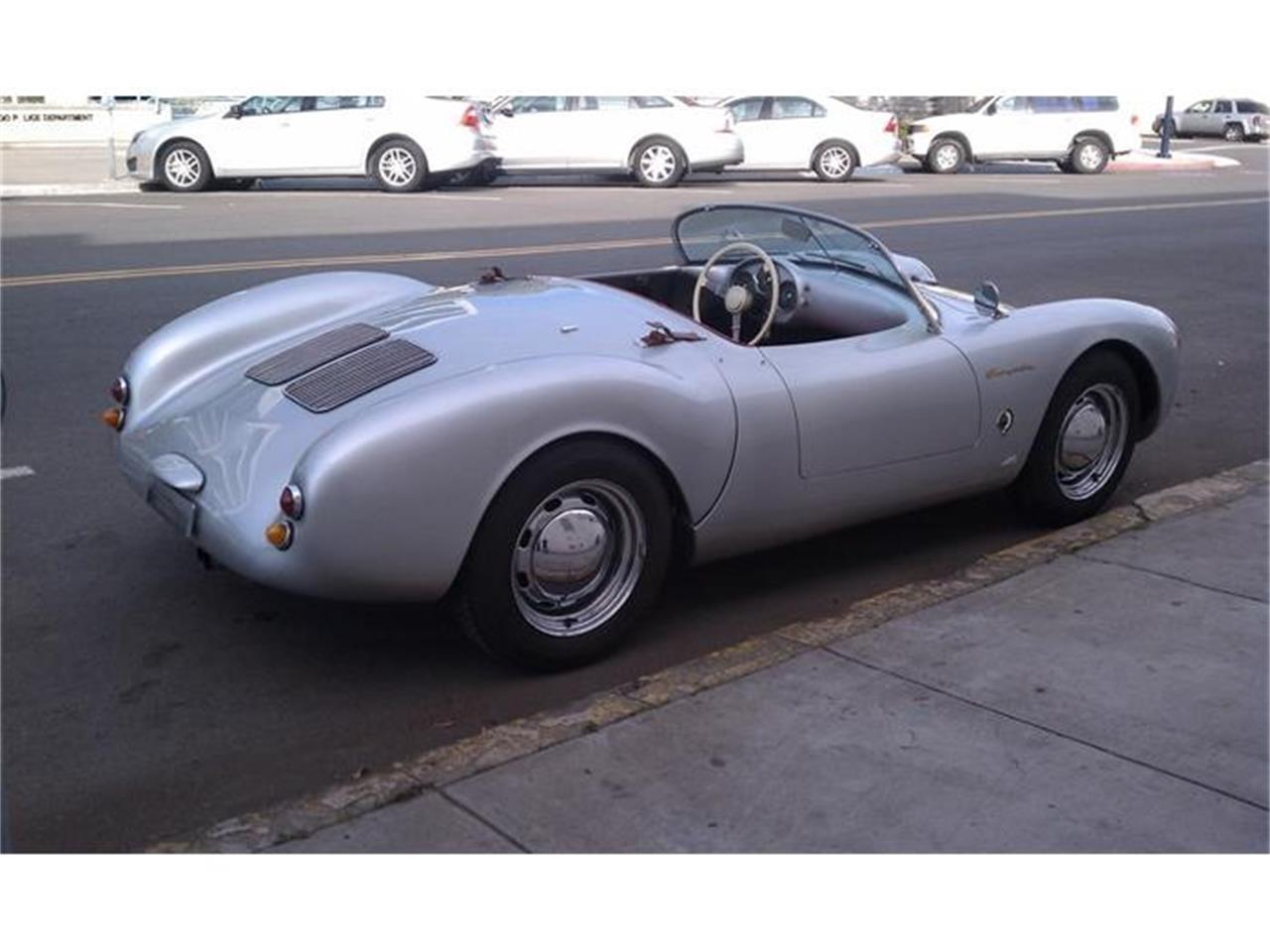 1955 Porsche 550 Spyder Replica For Sale Classiccars Com