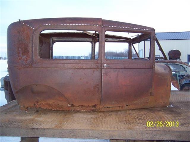 1929 Ford Tudor | 491071