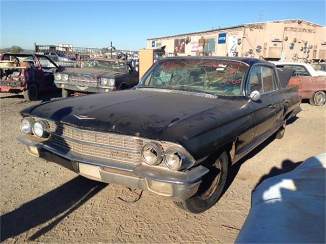 1962 Cadillac Fleetwood | 492239