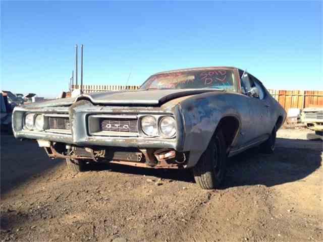 1968 Pontiac GTO | 492247