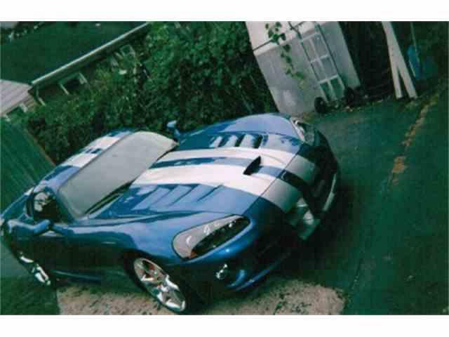 2006 Dodge Viper | 493110