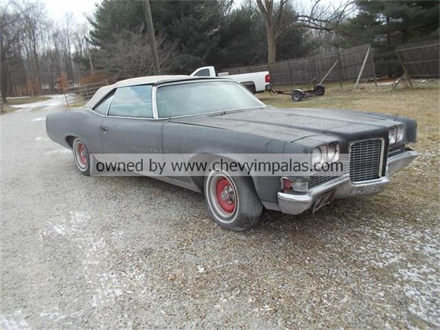1971 Pontiac Grand Ville | 494820