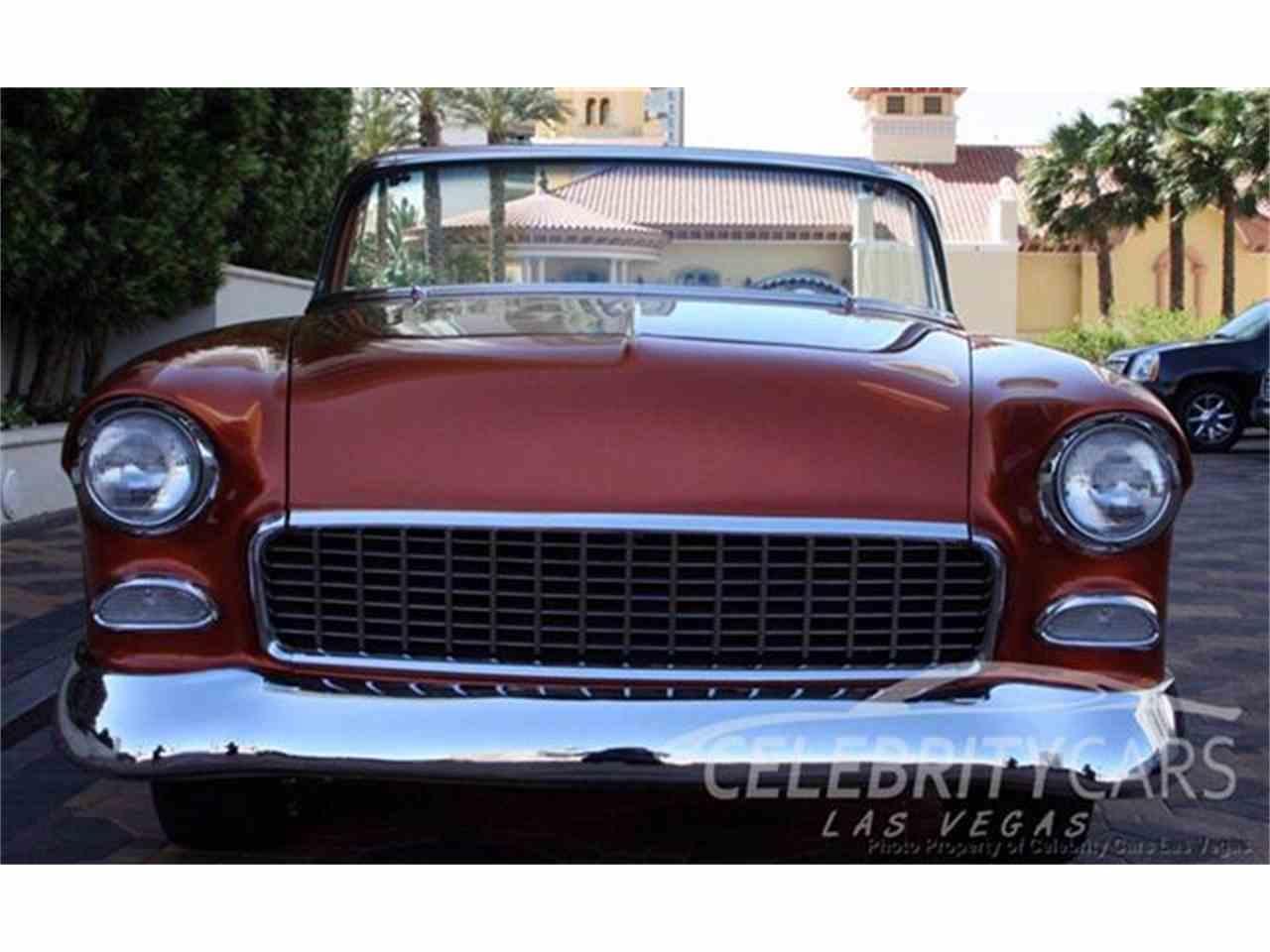 1955 chevrolet bel air for sale cc 496271. Black Bedroom Furniture Sets. Home Design Ideas