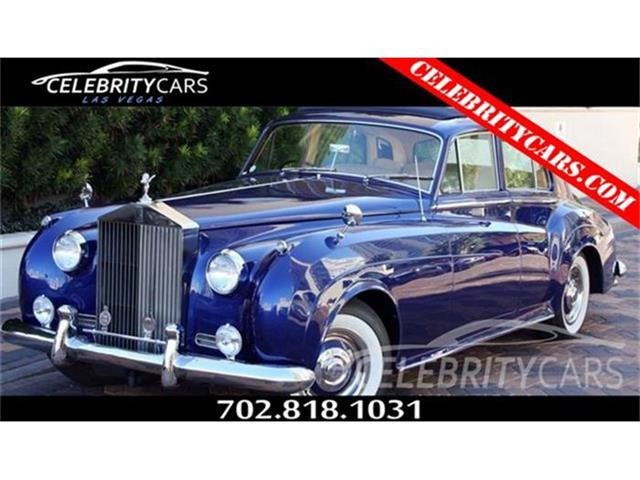 1960 Rolls-Royce Silver Cloud | 496333
