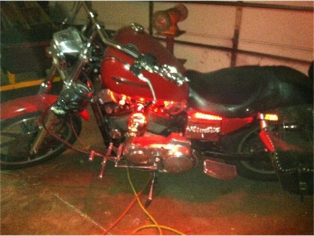 1992 Harley-Davidson Sportster | 496376