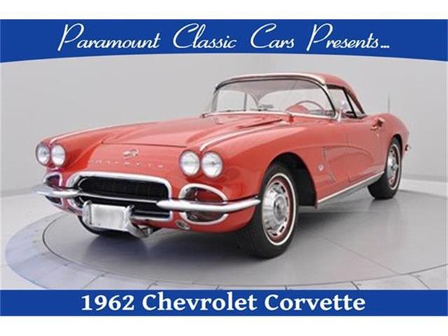1962 Chevrolet Corvette | 496405