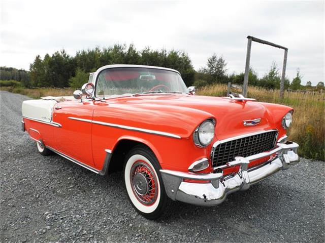 1955 Chevrolet Bel Air | 496481