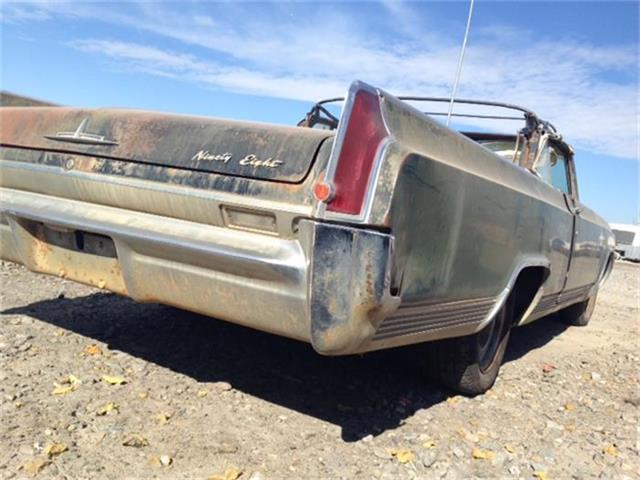 1963 Oldsmobile 98 | 496500