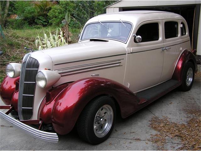 1936 Dodge 4-Dr Sedan | 496602
