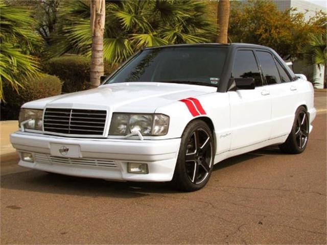 1989 Mercedes-Benz AMG | 496788