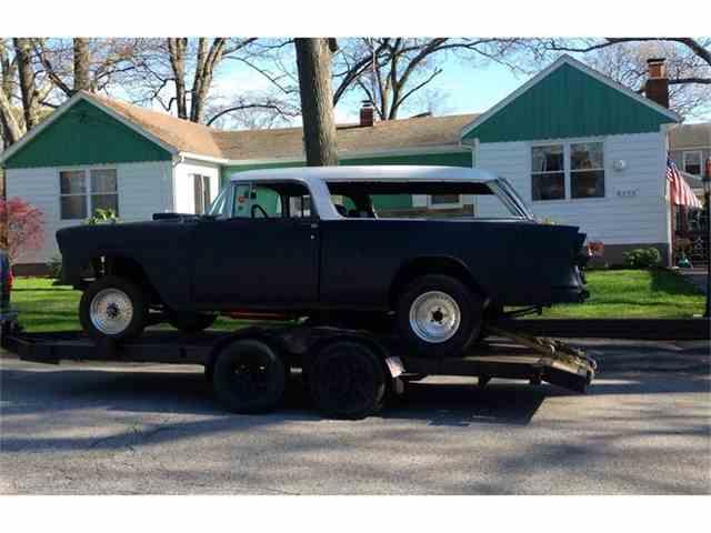 1955 Chevrolet Nomad | 490686
