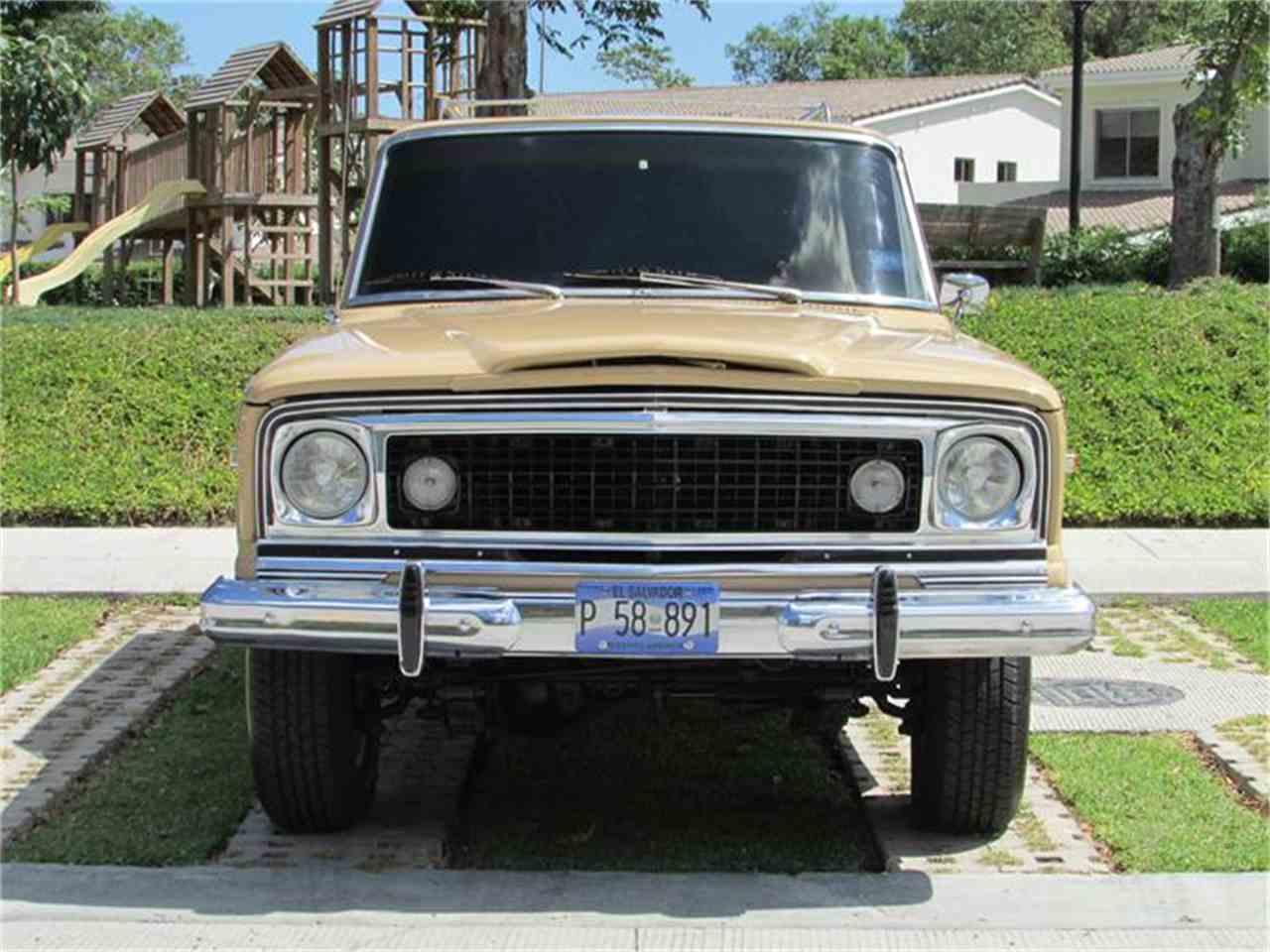 1977 Jeep Wagoneer for Sale - CC-496923