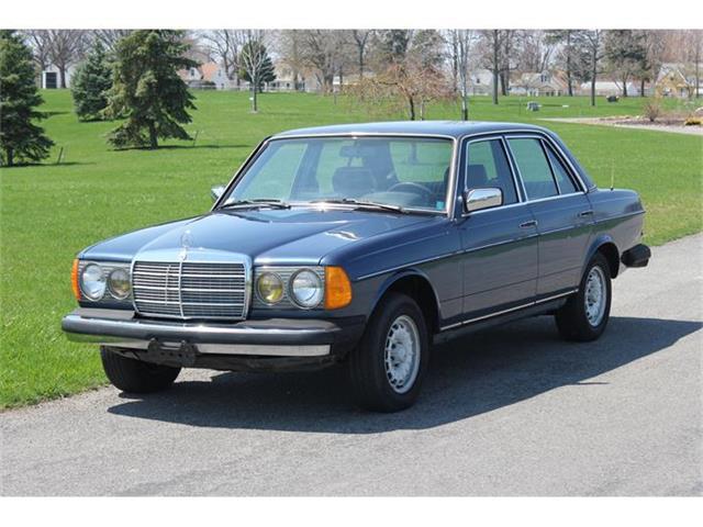 1984 Mercedes-Benz 300D | 490700