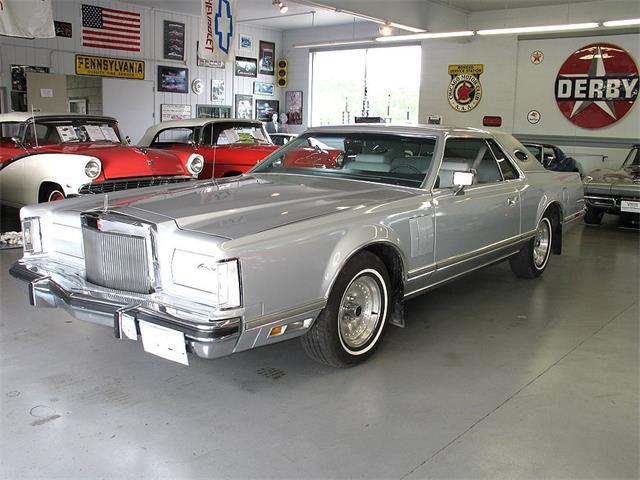 1977 Lincoln Mark V | 490749