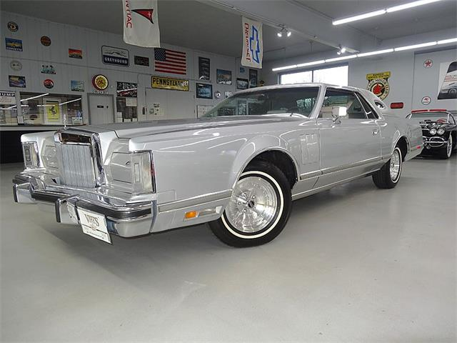 1977 Lincoln Continental Mark V | 490749