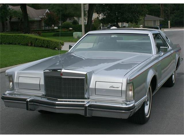 1979 Lincoln Mark V | 490759