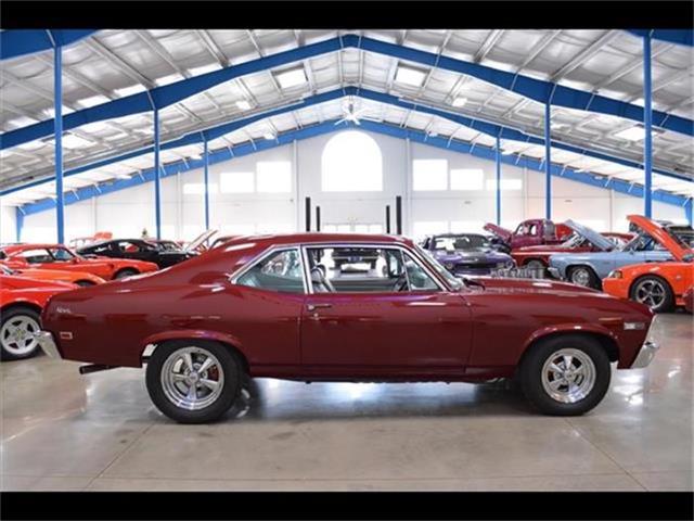 1968 Chevrolet Nova   498606