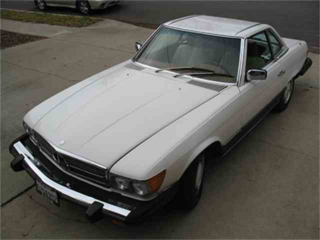 1977 Mercedes-Benz 450SL | 499579