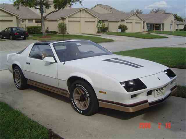 1982 Chevrolet Camaro Z28 | 59009