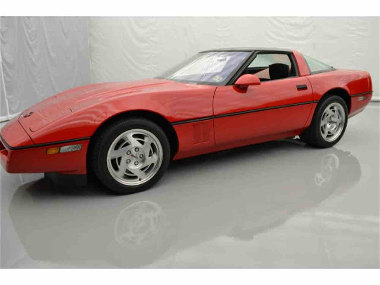 Large Picture of 1990 Corvette located in North Carolina Offered by Paramount Classic Car Store - AQMZ