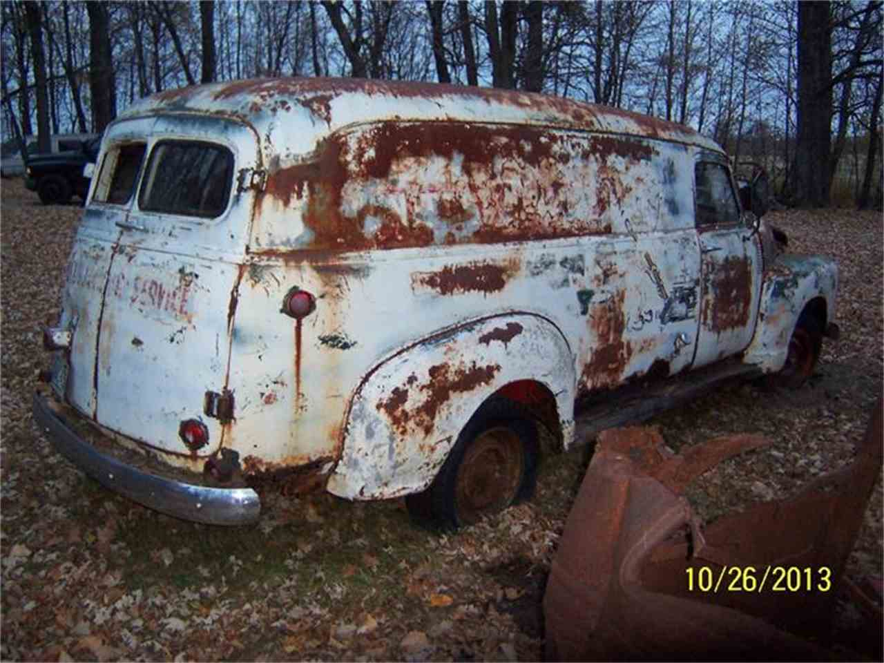 Truck 1948 chevy panel truck 1948 Chevrolet Panel Truck for Sale on ClassicCars.com - 2 Available