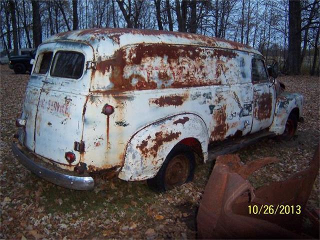 1948 Chevrolet Panel Truck | 501332