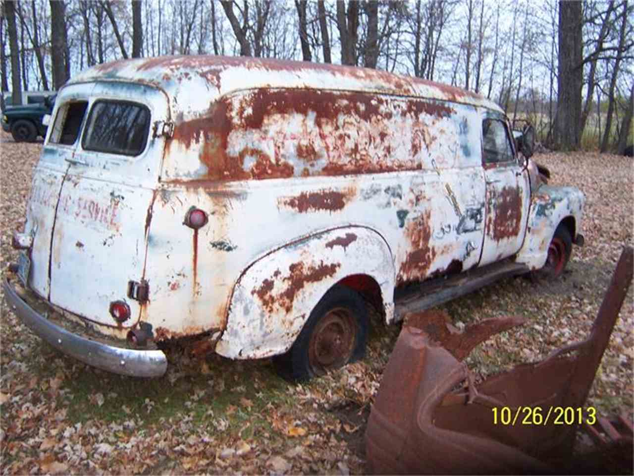 Large Picture of '48 Panel Truck - AQTW
