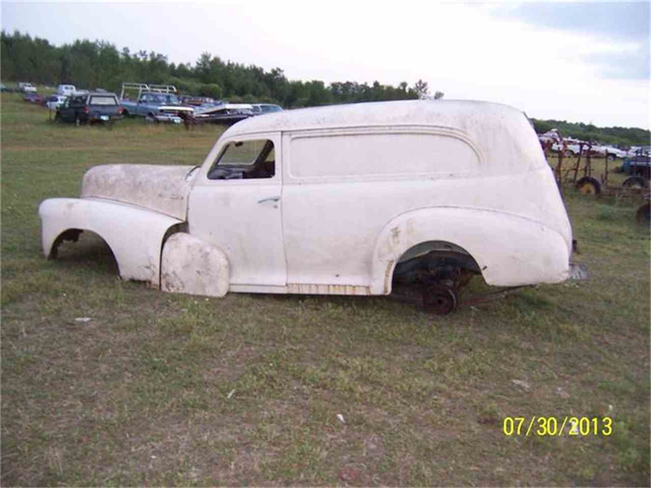 Large Picture of '48 Sedan Delivery - AQTX