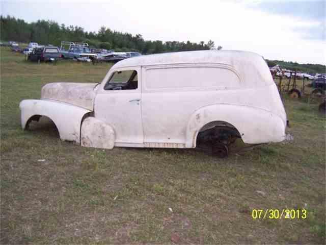 1948 Chevrolet Sedan Delivery | 501333