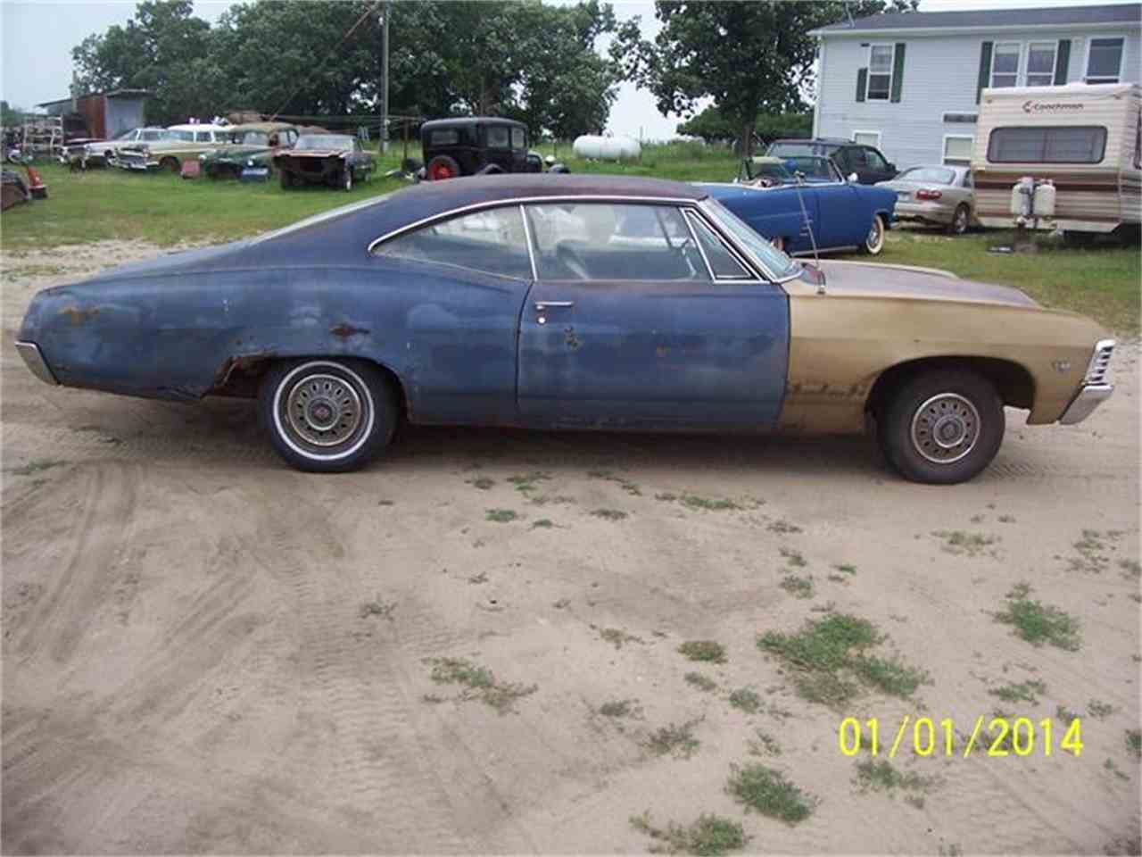 Large Picture of '67 Impala SS - AQU7