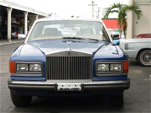 1986 Rolls-Royce Silver Spur | 500137