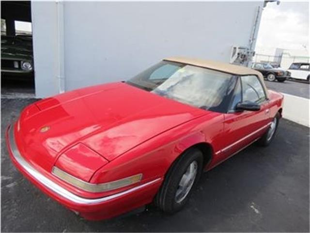1990 Buick Reatta   501392