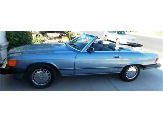 1988 Mercedes-Benz 560SL | 502469